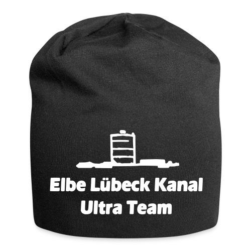 Beanie für's Elbe Lübeck Kanal Ultra Team - Jersey-Beanie