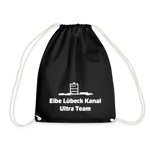 Turnbeutel für's Elbe Lübeck Kanal Ultra Team - Turnbeutel
