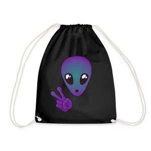 Peace - Bag - Drawstring Bag