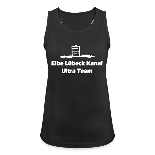 Frauen Tanktop für's Elbe Lübeck Kanal Ultra Team - Frauen Tank Top atmungsaktiv