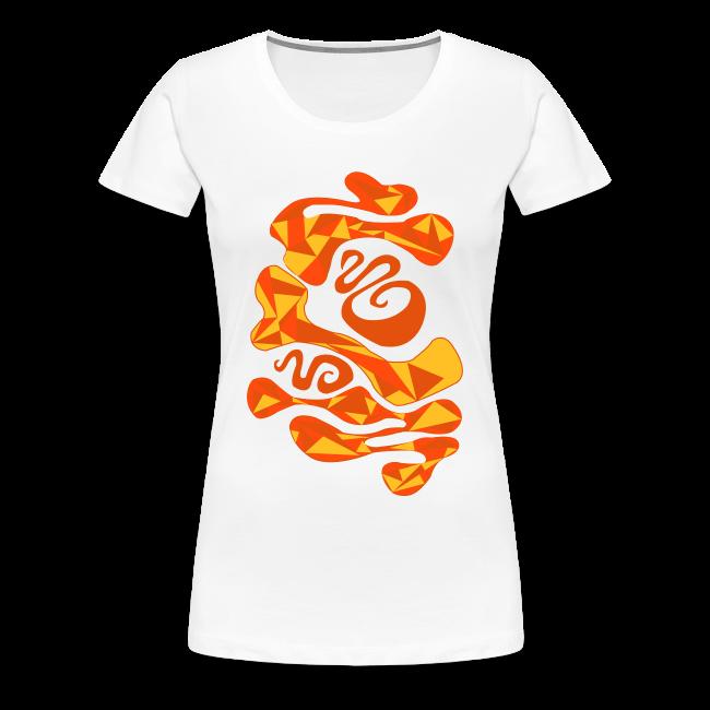 [ABSTRACT] Women's T-Shirt