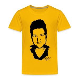 MF T-Shirt STANDARD Kinder - logo/schwarz - Kinder Premium T-Shirt