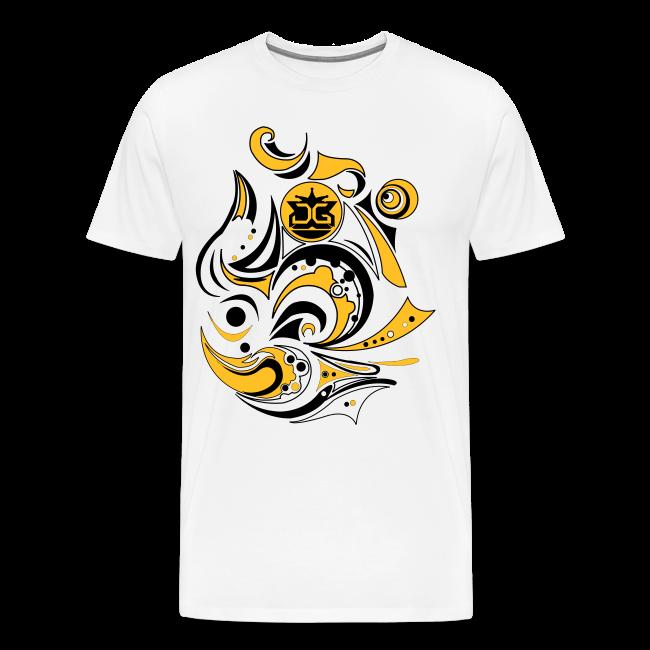 [ABSTRACT FLOW] Men's T-Shirt