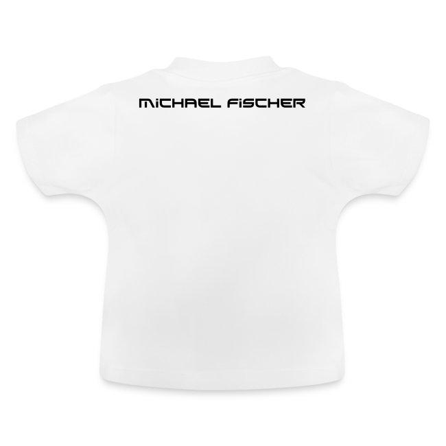 MF Baby T-shirt logo/schwarz