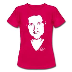 MF T-Shirt STANDARD Women - logo/weiss - Frauen T-Shirt