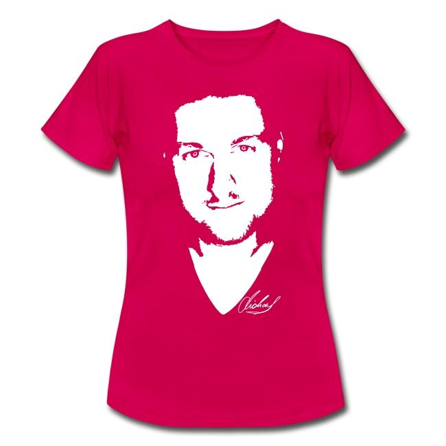 MF T-Shirt STANDARD Women - logo/weiss