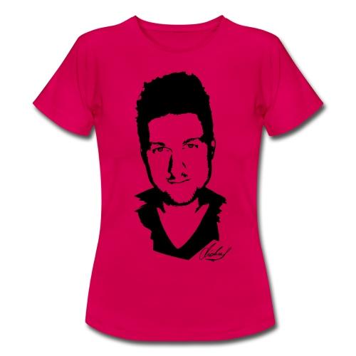 MF T-Shirt STANDARD Women - logo/schwarz - Frauen T-Shirt