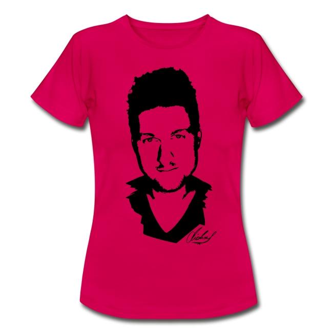 MF T-Shirt STANDARD Women - logo/schwarz