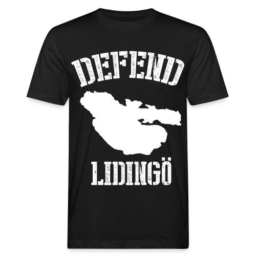 Defend Lidingö, EKOLOGISK - Ekologisk T-shirt herr