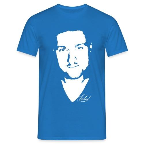 MF T-Shirt STANDARD Men - logo/weiss - Männer T-Shirt