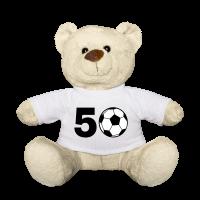 50 Geburtstag Fußball Teddy