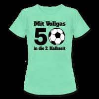 Vollgas Fußball 50 T-Shirts