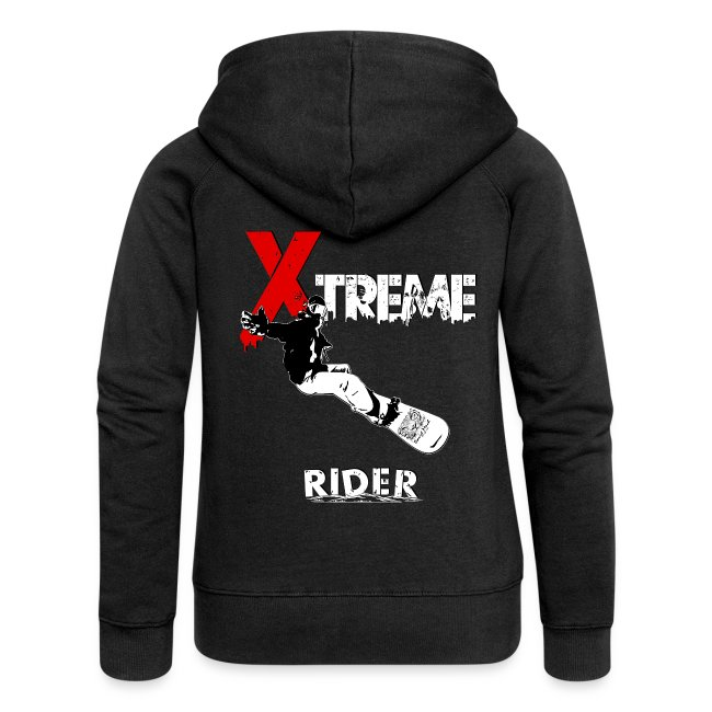 Sweat Shirt Femme Xtreme Rider