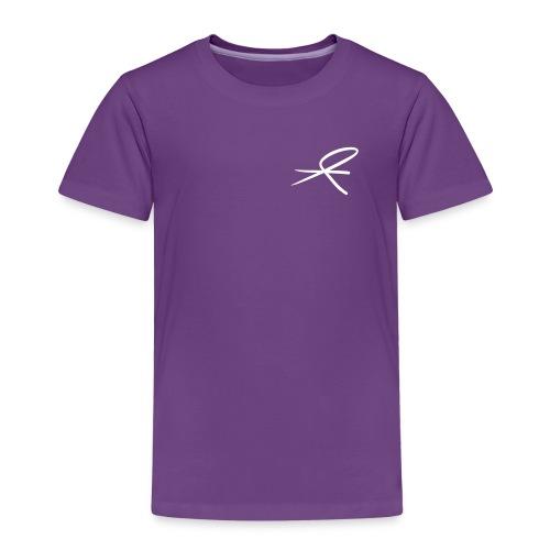T-skjorte barn, farger - Premium T-skjorte for barn