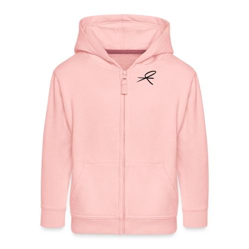 Hette-jakke barn/ungdom, lyse farger - Premium Barne-hettejakke