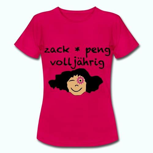 zack peng volljährig  - Women's T-Shirt