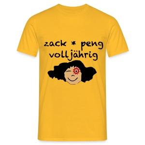 zack peng volljährig T-Shirts - Männer T-Shirt