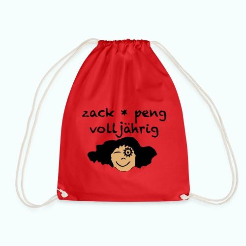 zack peng volljährig  - Drawstring Bag