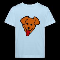 Hund Kopf Kinder T-Shirts