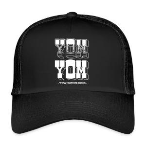 YomYom Trucker Cap - Trucker Cap