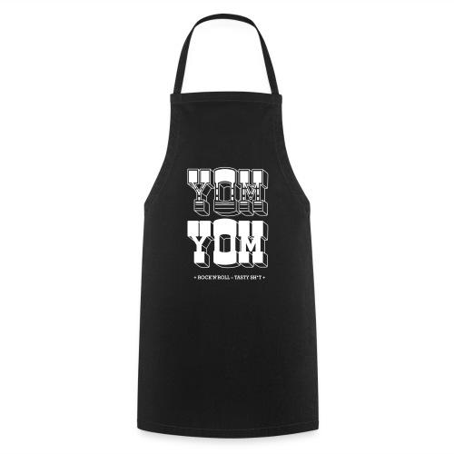 YomYom Rock'n'Roll Tasty Sh*t Schürze - Kochschürze