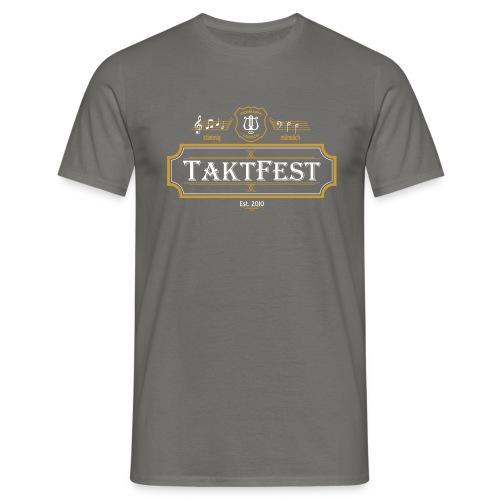 TaktFest Shirt - Männer T-Shirt