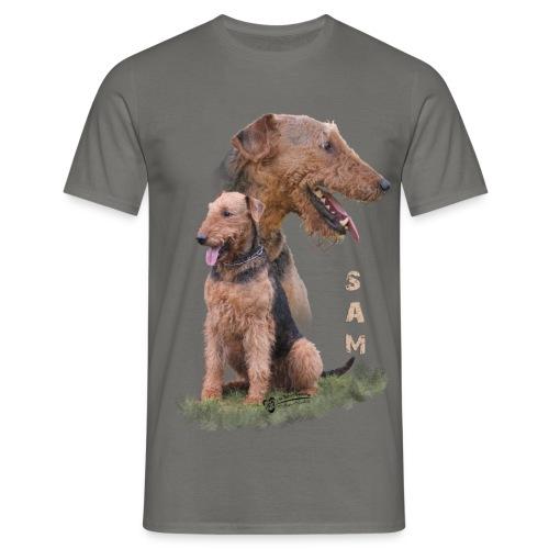 Doris H.-Design - Männer T-Shirt