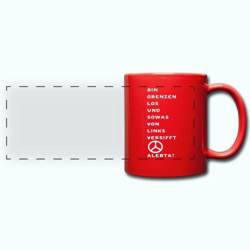 linksversifft  Tassen & Zubehör - Full Color Panoramic Mug