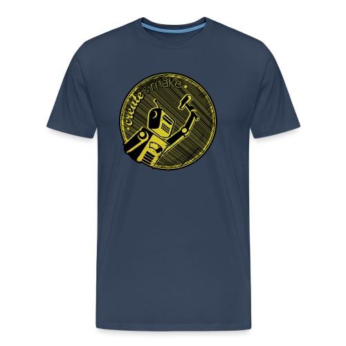 CHROMELESSAPPAREL // CREATE & MAKE VOL.2 - Männer Premium T-Shirt