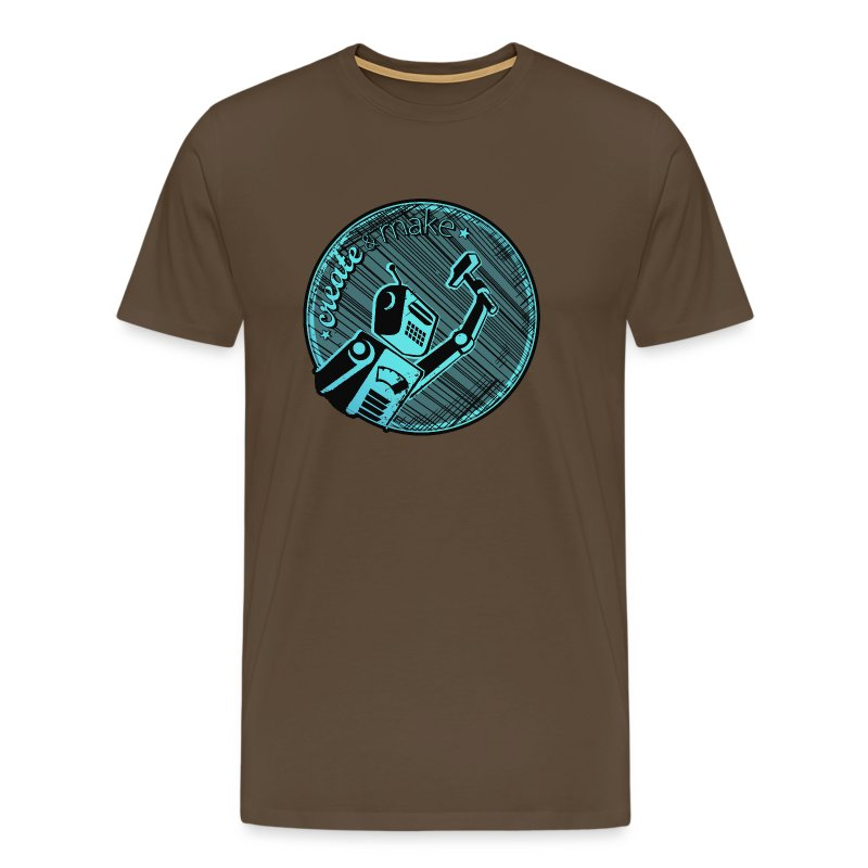 CHROMELESSAPPAREL // CREATE & MAKE VOL.3 - Männer Premium T-Shirt