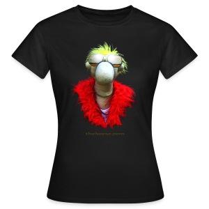 Monsieur ....for die ladies - Frauen T-Shirt