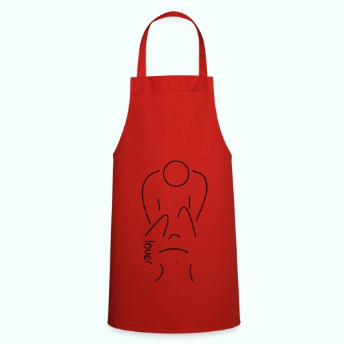 lover - Cooking Apron