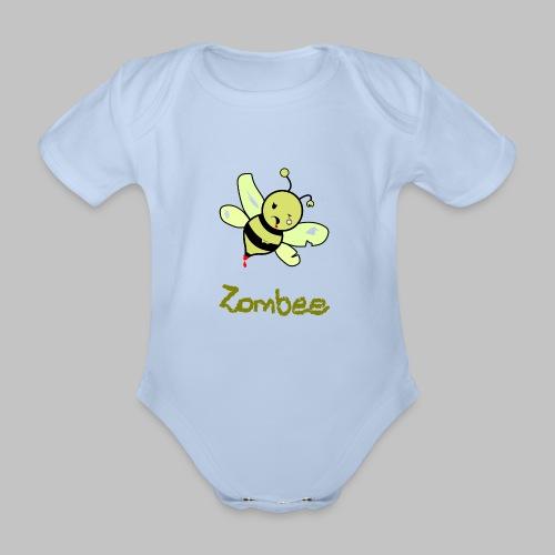 Body bébé ZomBee - Organic Short-sleeved Baby Bodysuit