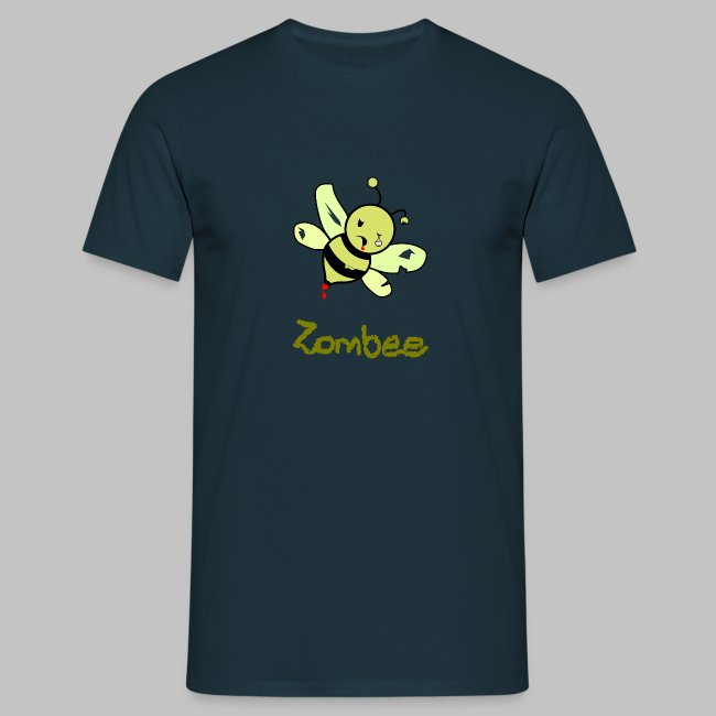 T-shirt Homme ZomBee