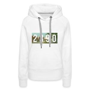 2390 - vintage - Vrouwen Premium hoodie