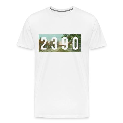 2390 - vintage - Mannen Premium T-shirt