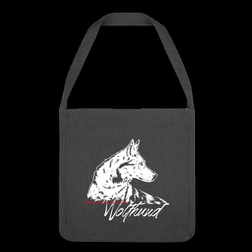 tschechoslowakischer Wolfhund (TWH) - Schultertasche aus Recycling-Material
