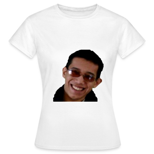 Vrouwen t-shirt hoofd - Vrouwen T-shirt