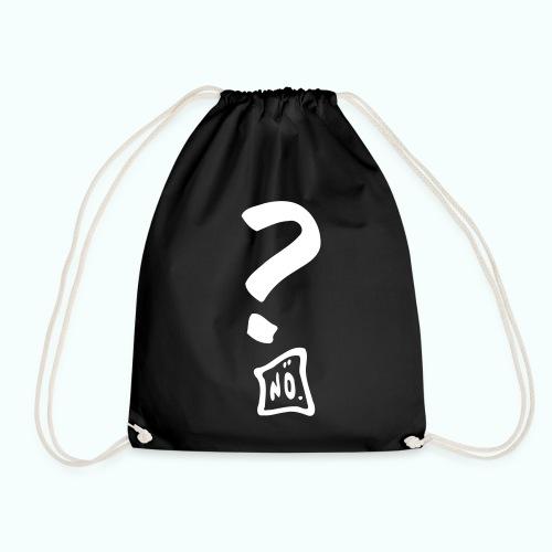 fraglich  Taschen & Rucksäcke - Drawstring Bag