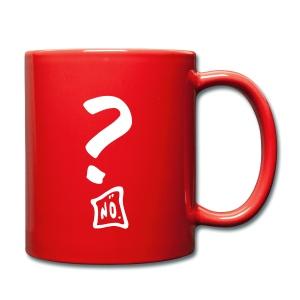 fraglich  Tassen & Zubehör - Tasse einfarbig