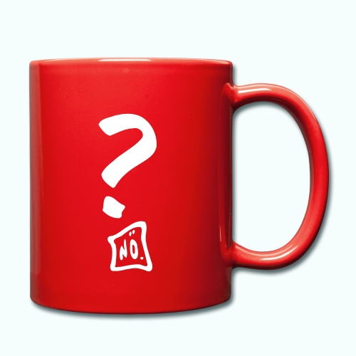 fraglich  Tassen & Zubehör - Full Colour Mug