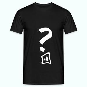 fraglich  T-Shirts - Männer T-Shirt
