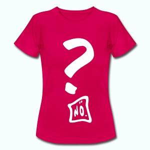 fraglich  T-Shirts - Frauen T-Shirt