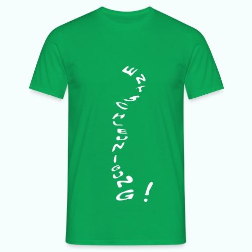 entschleunigung  T-Shirts - Men's T-Shirt