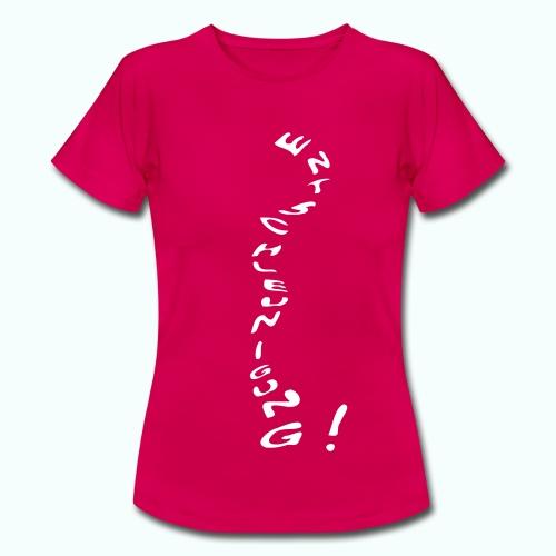entschleunigung  T-Shirts - Women's T-Shirt