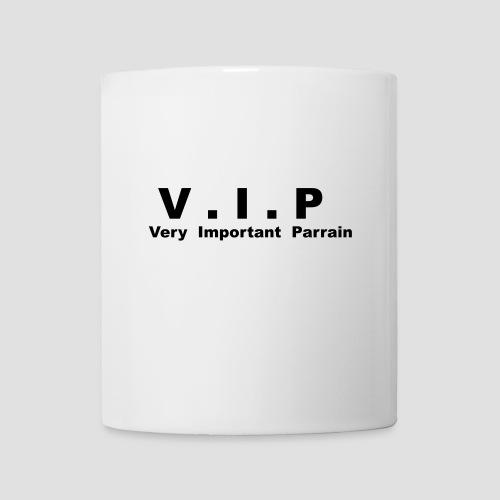 Tasse Very Important Parrain - Mug blanc