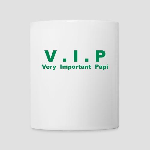 Tasse V.I.P - Véry Important Papi - Papy - Mug blanc