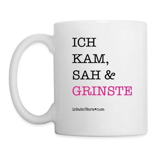 GrinseStern Tasse - Tasse