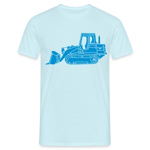 Bulldozer Planierraube 2 - Männer T-Shirt