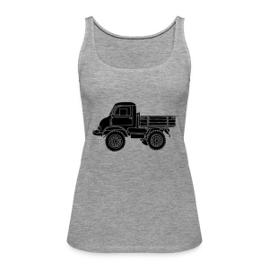 Lastwagen 2 - Frauen Premium Tank Top